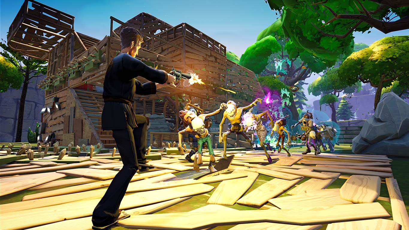 fortnite battle royale download windows 10