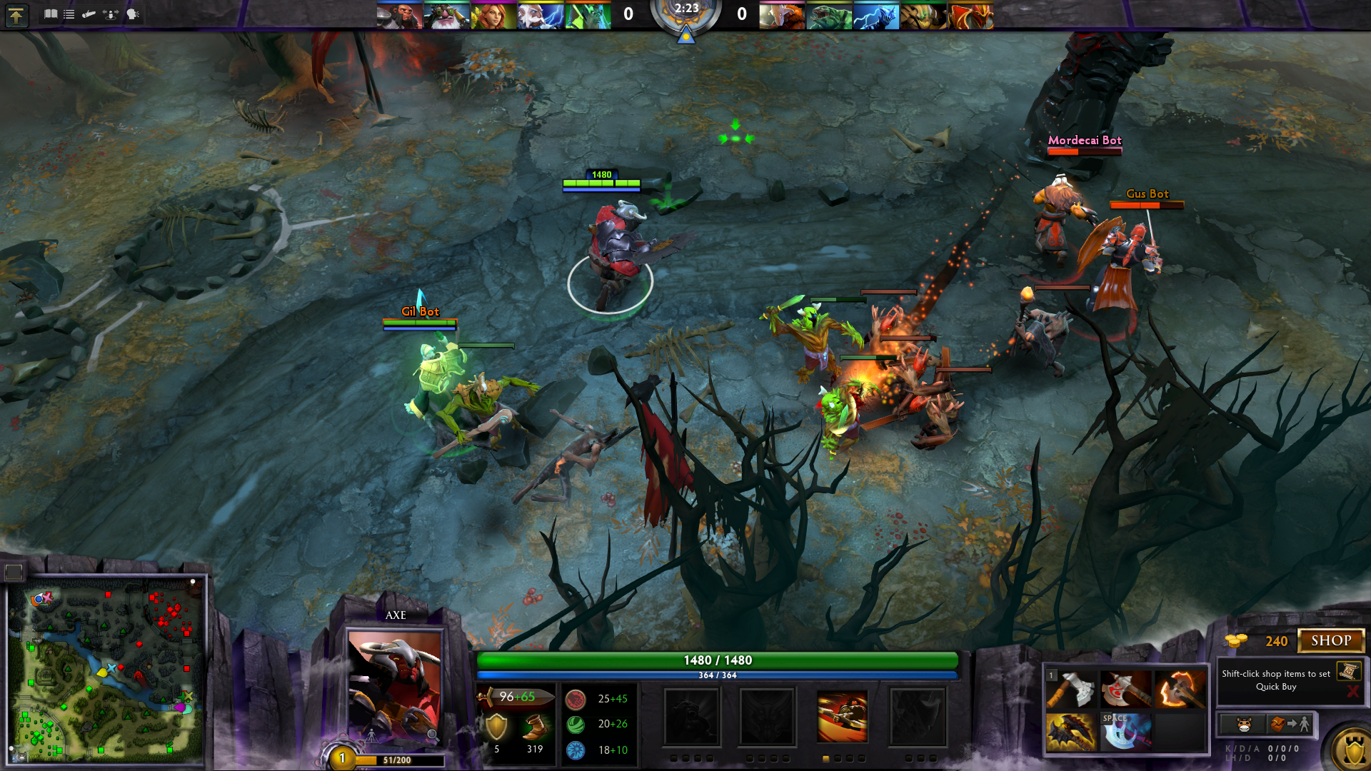 Dota 2. System requirements. How to choose the right computer