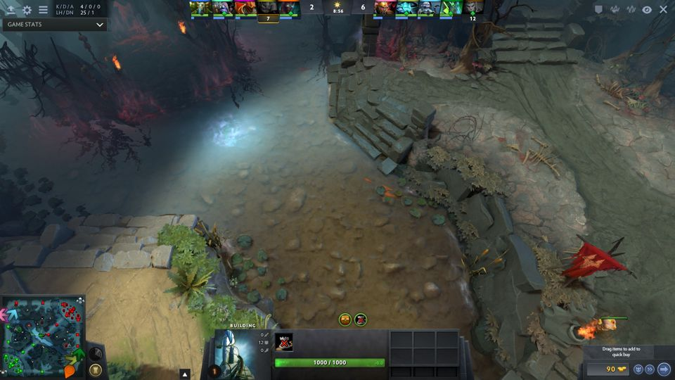 Can you run dota 2 without video card